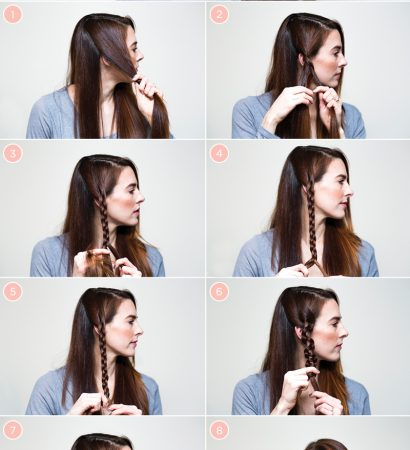 Sultry Hair How To